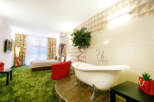 Ванная комната в Петровский Пассаж Воронеж Центр
