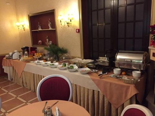 Ресторан / где поесть в Гостиница Премьер