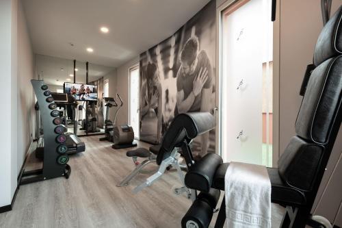 Palestra o centro fitness di Hotel Locanda Al Piave ***S