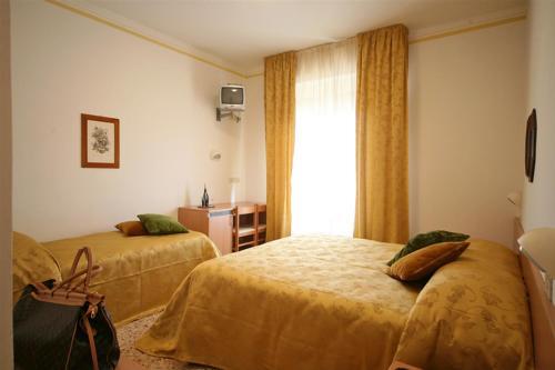 Il Centrale B&Bにあるベッド