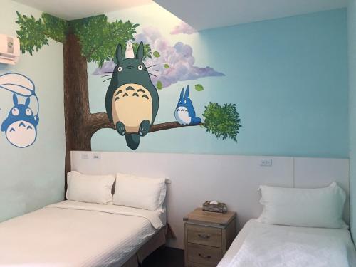 Light Blue Hostel