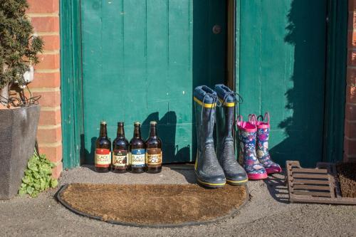 Drinks at La Fosse at Cranborne