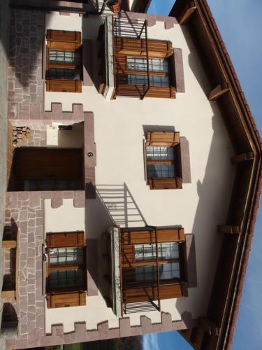 Plan de l'établissement Casa Rural Txolinenea