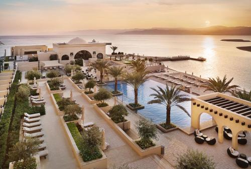 A view of the pool at Al Manara, a Luxury Collection Hotel, Aqaba or nearby