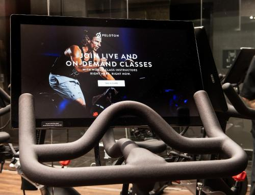 The fitness center and/or fitness facilities at Aliz Hotel Times Square