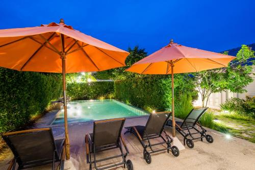 Baan Yenchai Boutique, Private Pool villa, Hua Hin