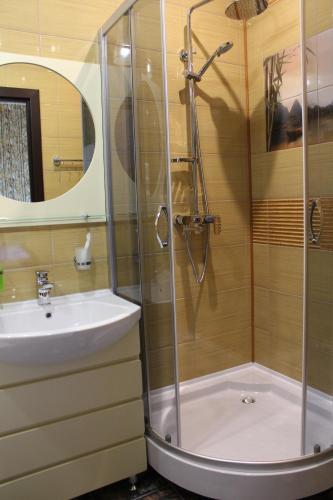Ванная комната в Revizor