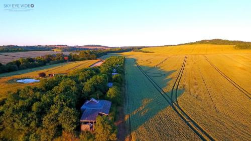 A bird's-eye view of The Chilterns View