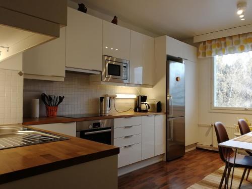 Scandinavian Sun Apartment