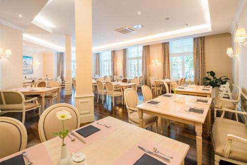 Ресторан / где поесть в Best Western Plus Hotel StadtPalais