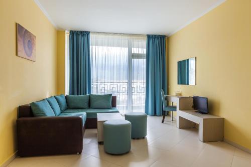 Posedenie v ubytovaní Blue Pearl Hotel - Ultra All - Inclusive