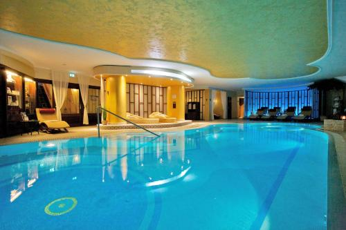 The swimming pool at or near SEETELHOTEL Ahlbecker Hof