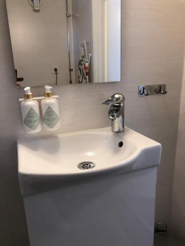 Ett badrum på Nordicbo