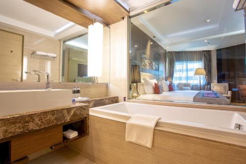 حمام في جرايس لاند بانكوك من جرايس هوتيل