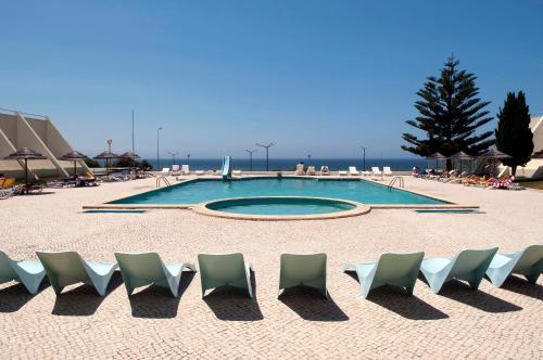 A piscina em ou perto de Hotel Atlantida Sol