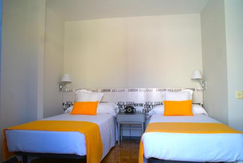 Cama o camas de una habitación en Anaco