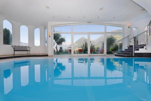 The swimming pool at or near Family Hotel Gutenberg