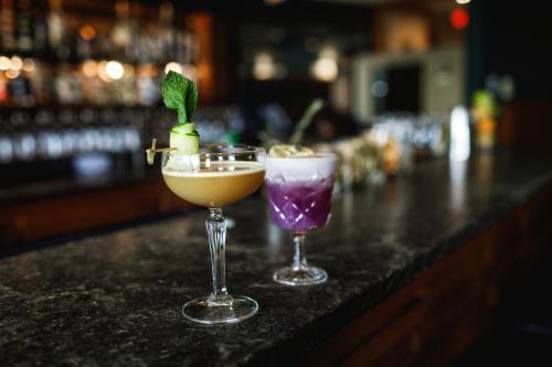 Drinks at The Juniper Hotel & Bistro