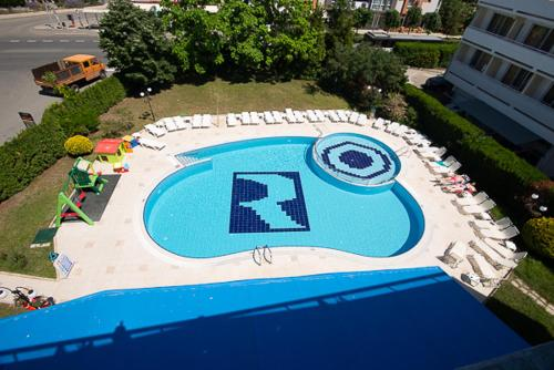 A view of the pool at Regata Palace - All Inclusive or nearby