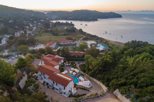 Vista aerea di Magic Hotel