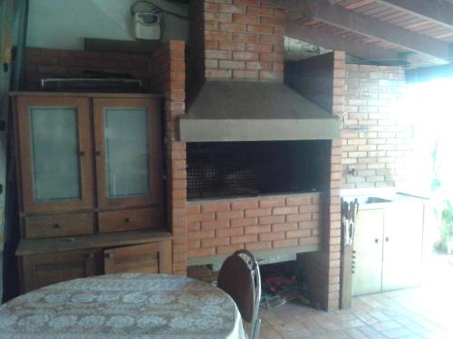 BBQ facilities available to guests at the homestay