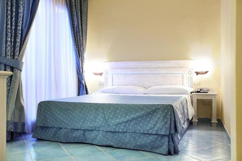 A bed or beds in a room at Speraesole