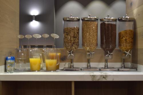 Drinks at Hotel Gran Via