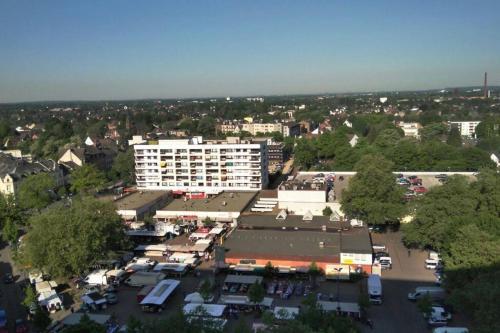 A bird's-eye view of Captains Duisburg
