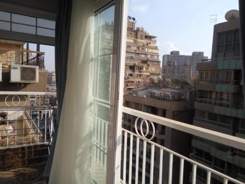 شرفة أو تراس في Apartment in Mohandseen