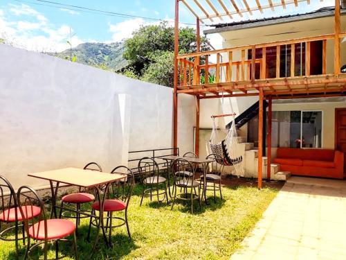 Casa Balcón de Baños