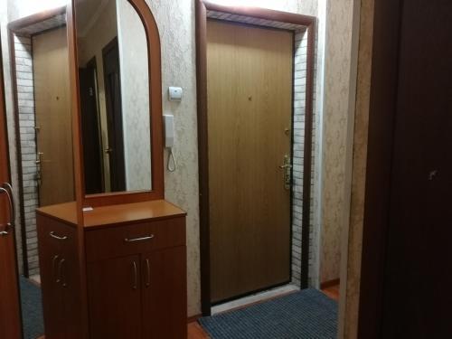 Ванная комната в Апартаменты на Ленинградской 25