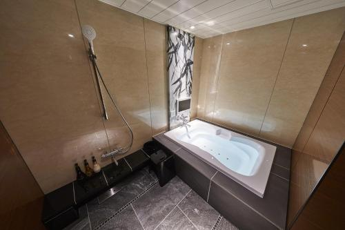 A bathroom at Hotel Sen (Adult Only)