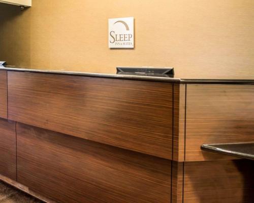 The lobby or reception area at Sleep Inn & Suites Stony Creek
