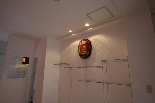A bathroom at Vann Amor Apartment Takenotsuka