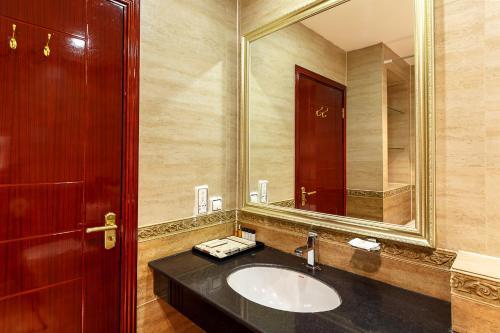 Un baño de Renion Residence Hotel