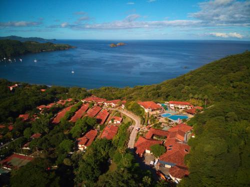 Club y Hotel Condovac La Costa a vista de pájaro