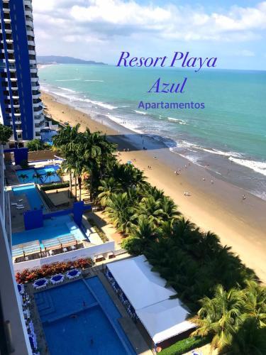 Resort Playa Azul Departamentos frente al mar