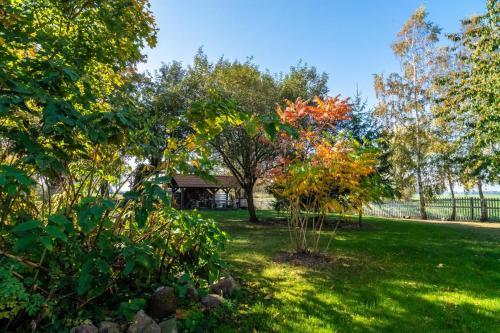 Ogród w obiekcie Casa Mia XIX-w Nadmorski Dom z ogrodem