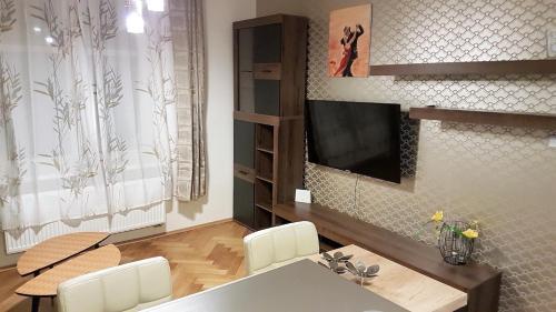 Ein Badezimmer in der Unterkunft Charming Apartment 2 BR