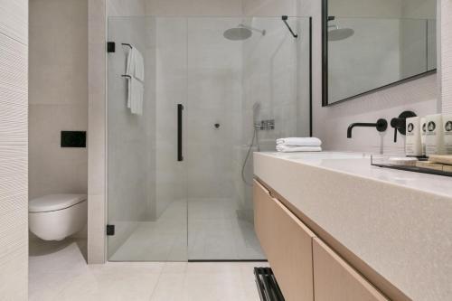 A bathroom at Amfora Hvar Grand Beach Resort