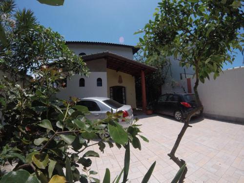 O edifício em que o hostel se localiza