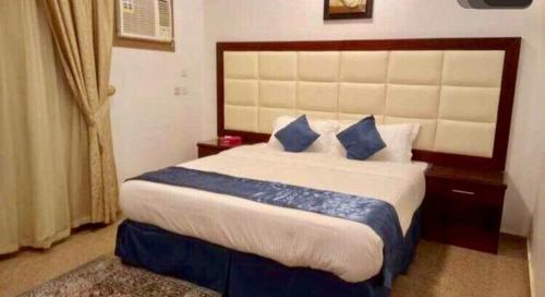 Cama ou camas em um quarto em Almamcha Hotel