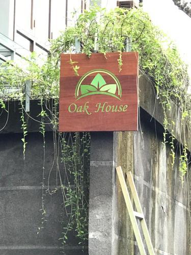 Logo ou pancarte de la villa