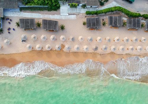 A bird's-eye view of Thracian Cliffs Golf & Beach Resort