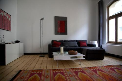 A seating area at Apartment Miro