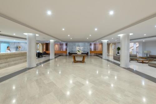 Lobby/Rezeption in der Unterkunft Lindos Royal Resort