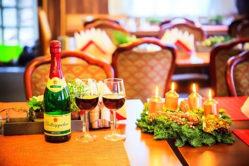 Ресторан / где поесть в Hotel Askania