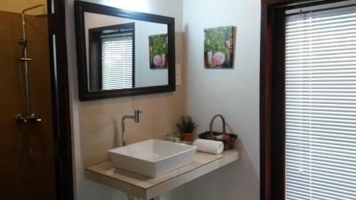 A bathroom at The Secret Guesthouse