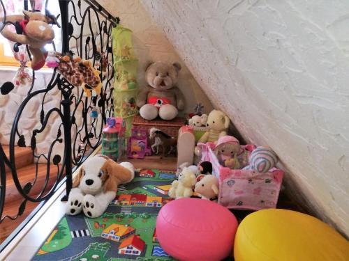 Children staying at Apartament Hawrań Murzasichle