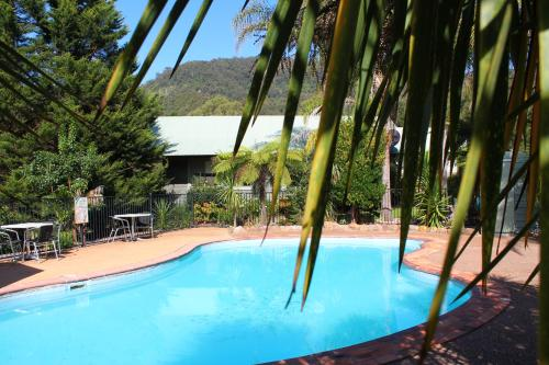 The swimming pool at or near Kangaroo Valley Golf and Country Resort